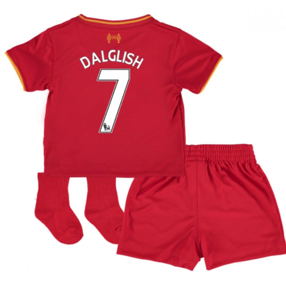201617 Liverpool Home Baby Kit (Dalglish 7)