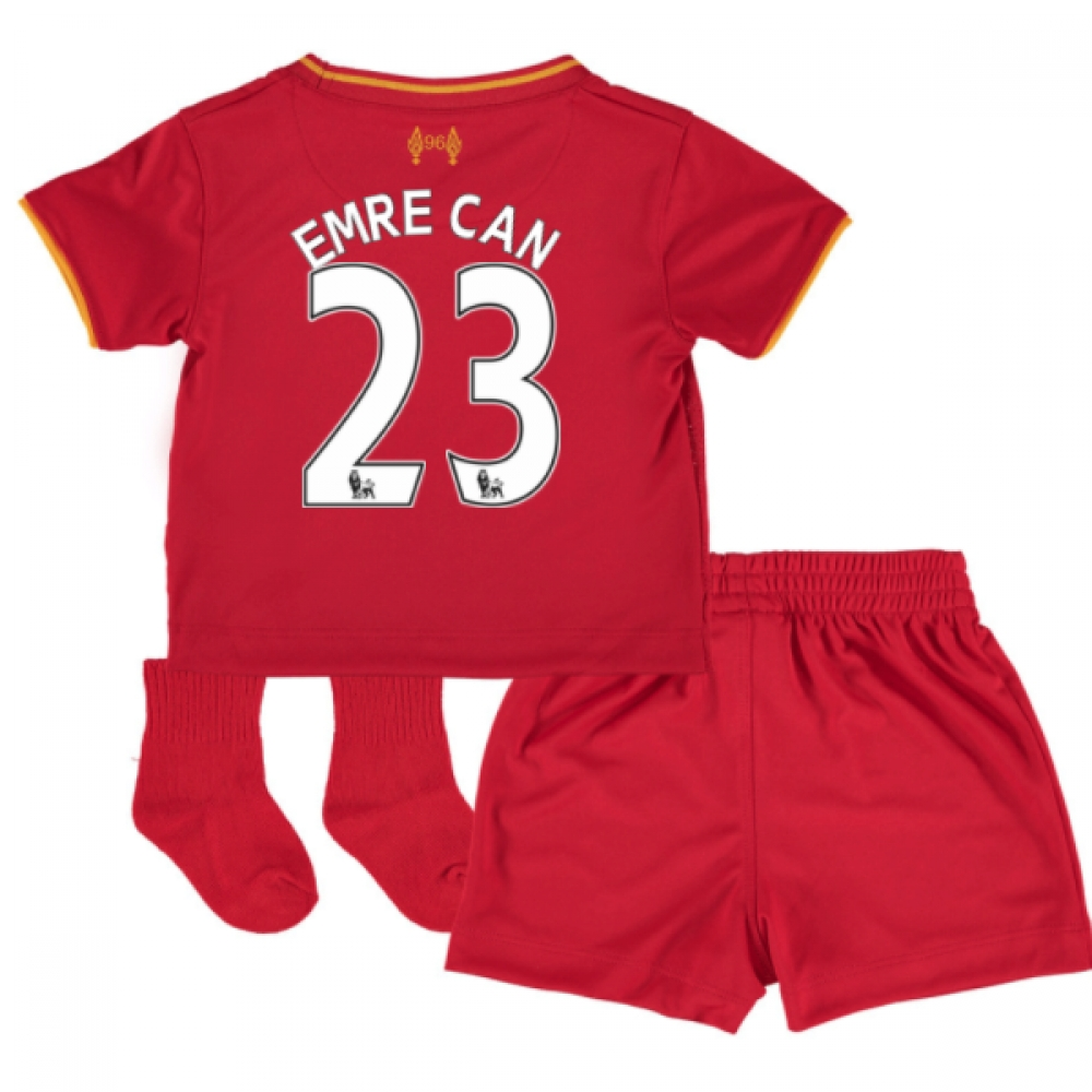 201617 Liverpool Home Baby Kit (Emre Can 23)