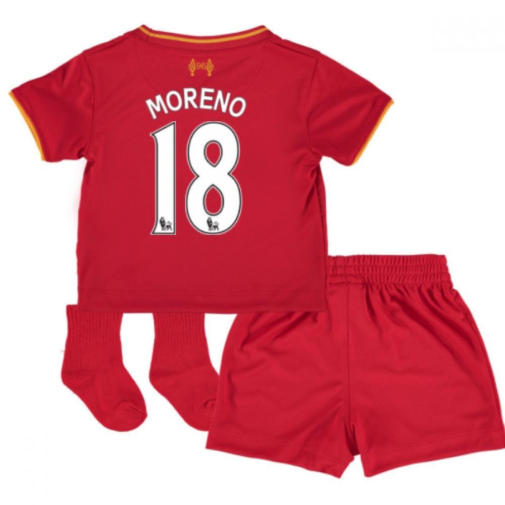 201617 Liverpool Home Baby Kit (Moreno 18)
