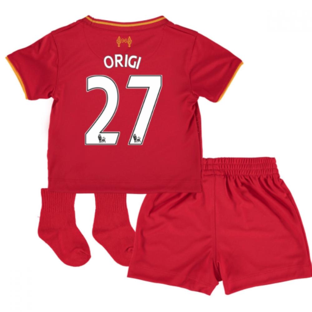 201617 Liverpool Home Baby Kit (Origi 27)