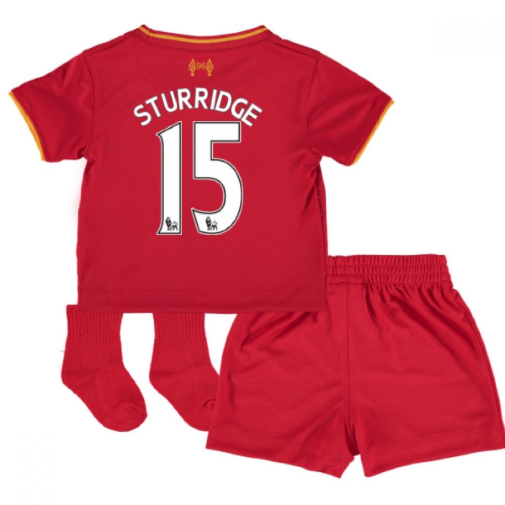 201617 Liverpool Home Baby Kit (Sturridge 15)