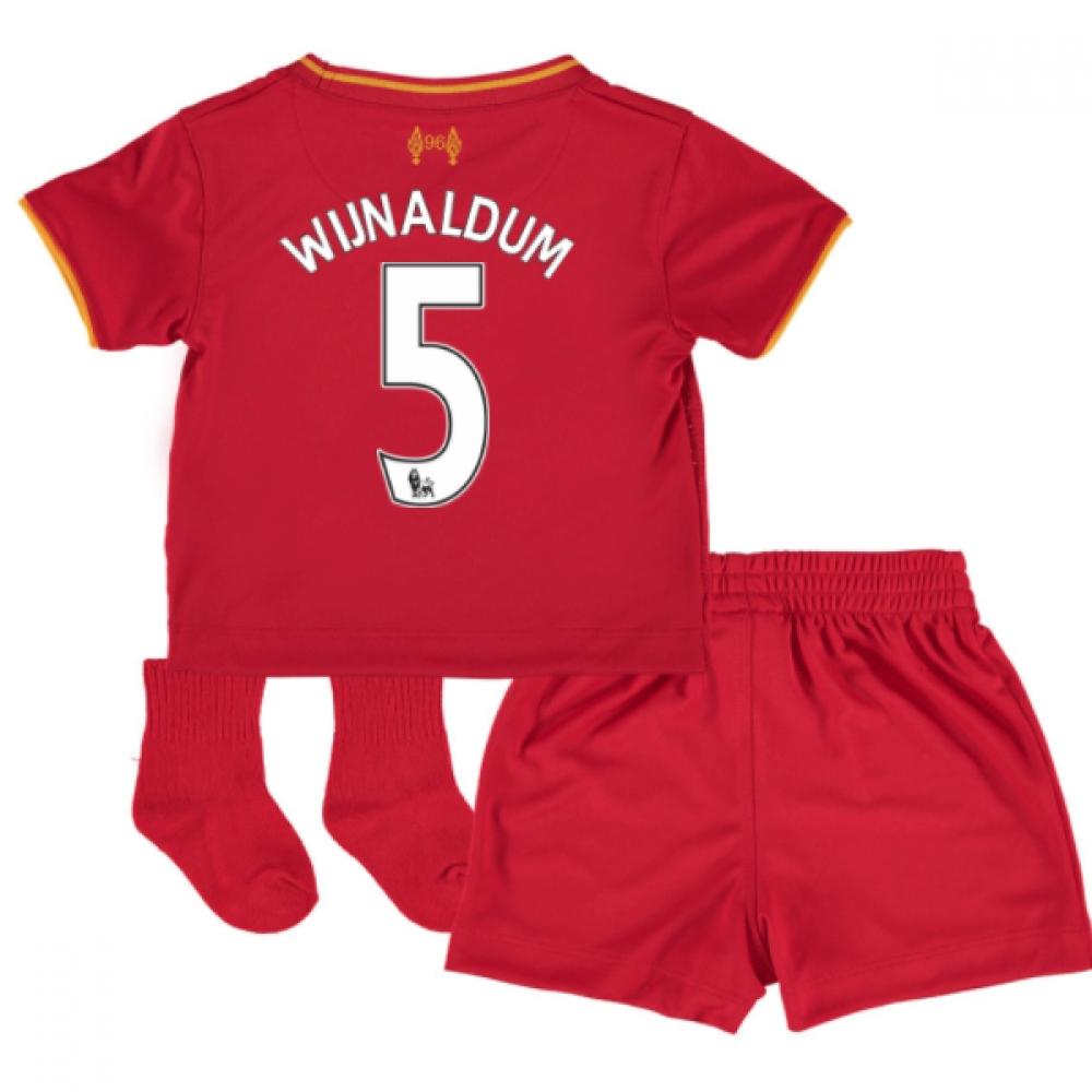 201617 Liverpool Home Baby Kit (Wijnaldum 5)
