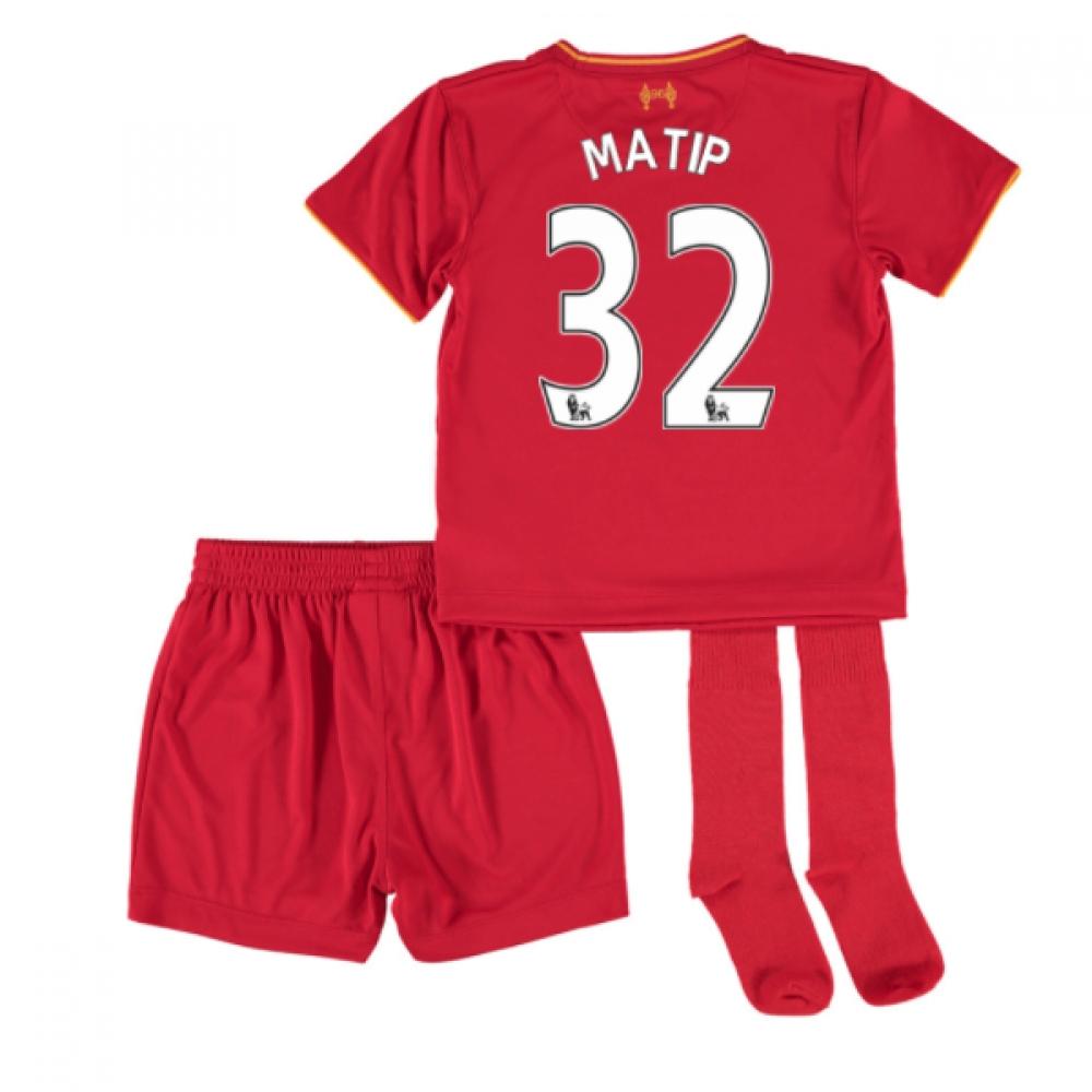 201617 Liverpool Home Mini Kit (Matip 32)