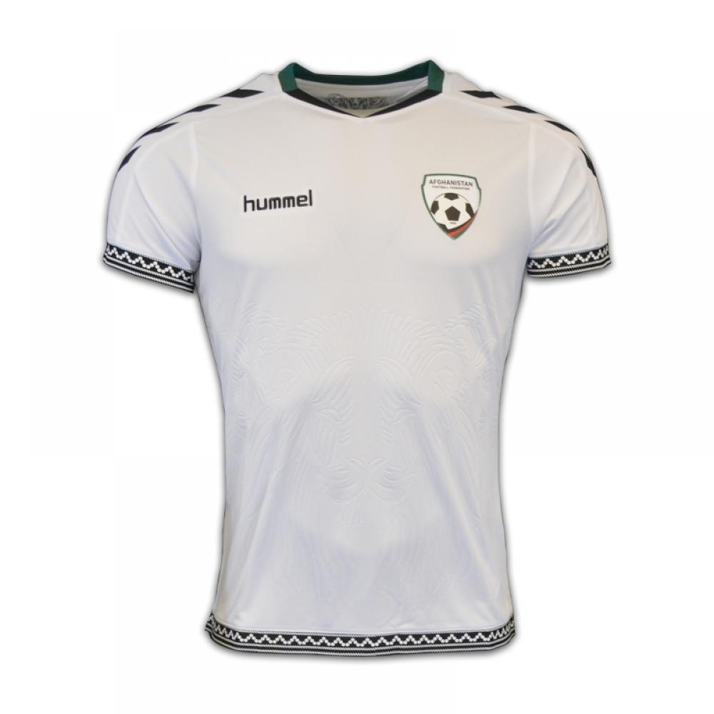 20162017 Afghanistan Womens Hummel Football Shirt