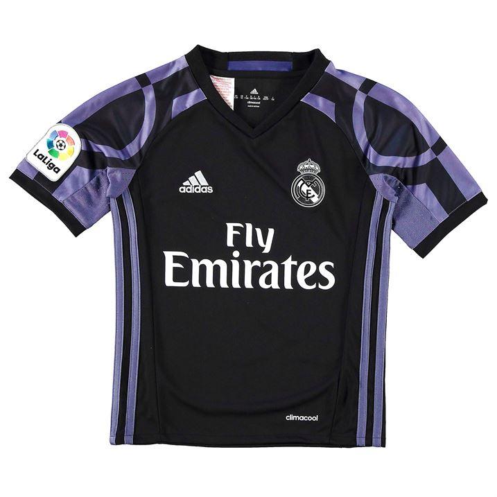 c9474dbdf 2016-2017 Real Madrid Adidas Third Shirt (Kids)  AI5143  - Uksoccershop