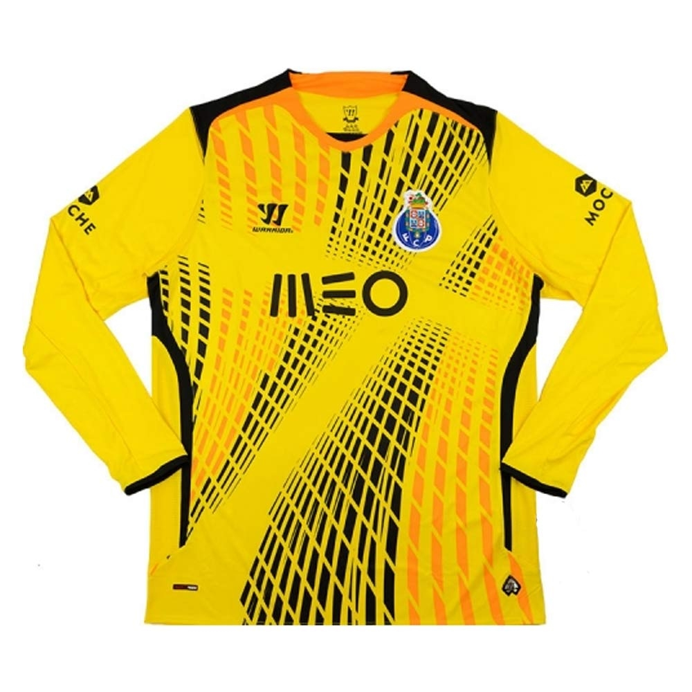 2014-15 FC Porto Warrior Third Goalkeeper Shirt
