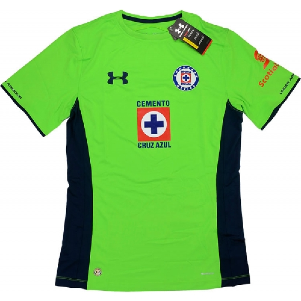 2014-15 Cruz Azul Under Armour Third Football Shirt