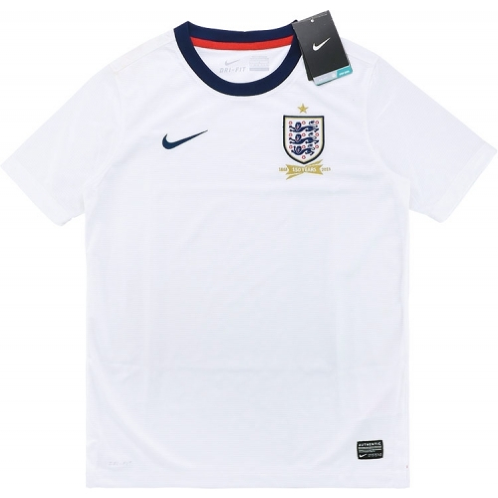 52f5fc5b5 Retro England Shirt 1966 Short Sleeve - Nils Stucki Kieferorthopäde