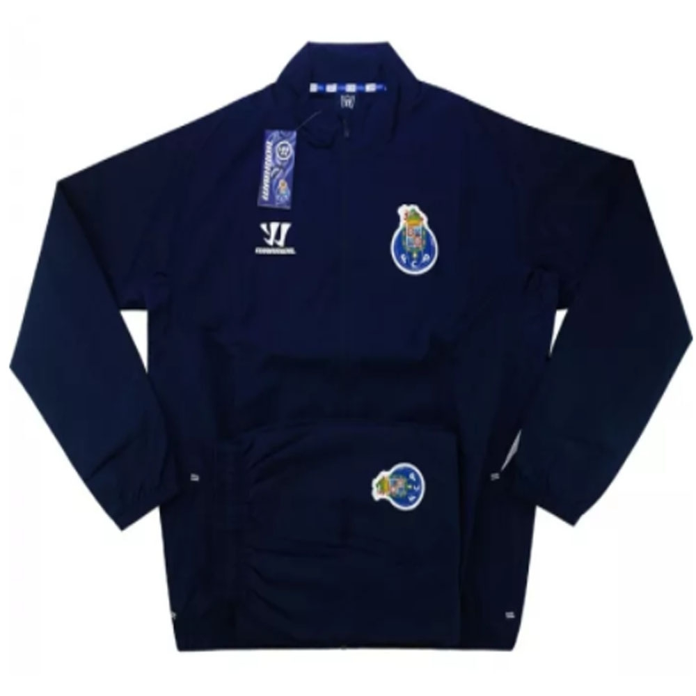 2014-15 Porto Warrior Woven Tracksuit