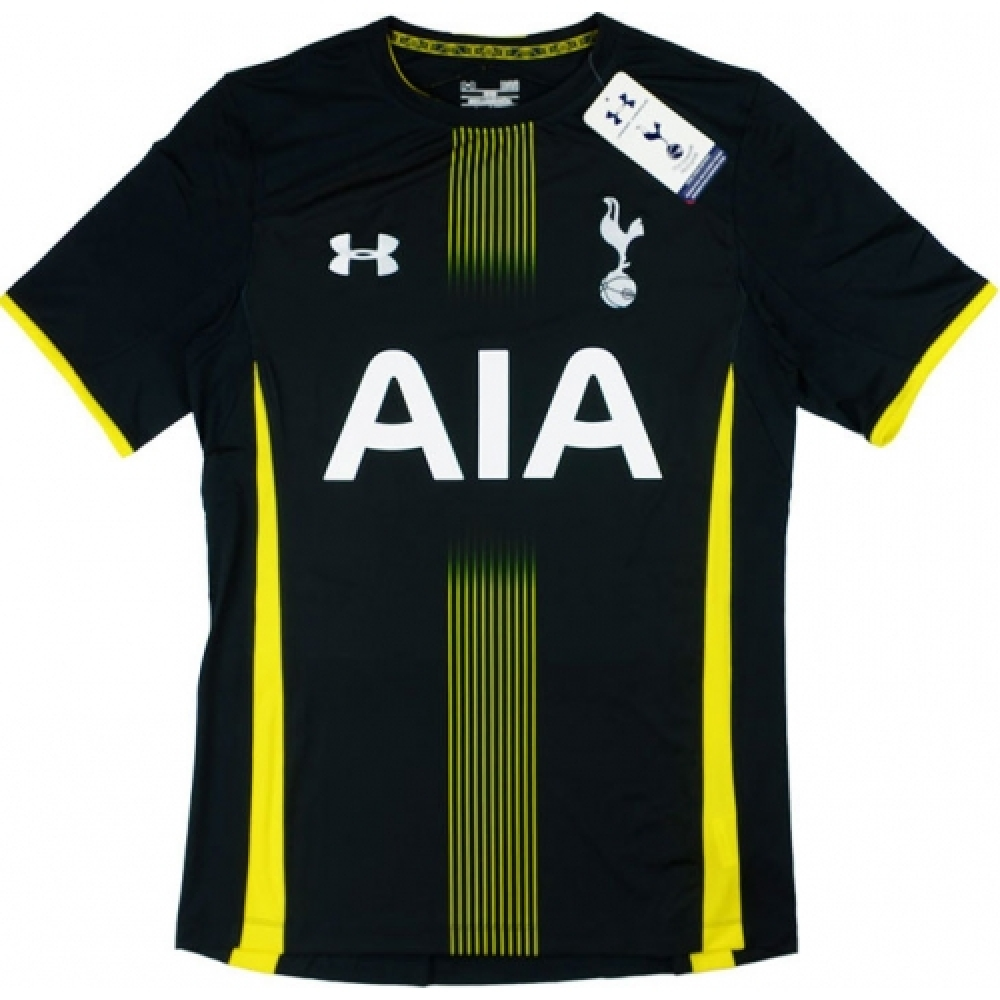 2014-15 Tottenham Hotspur Under Armour Authentic Away Football Shirt