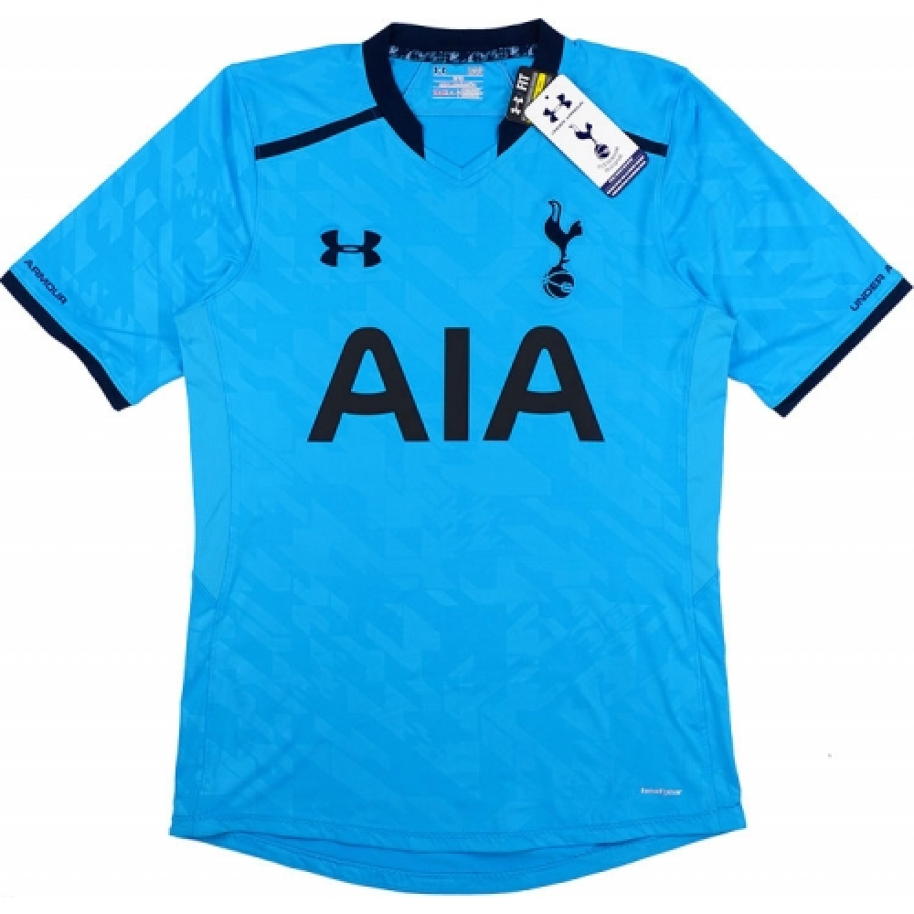 2013-14 Tottenham Hotspur Under Armour Authentic Away Football Shirt