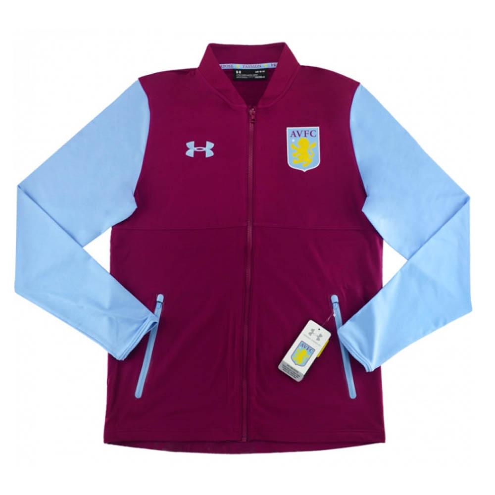 2017-18 Aston Villa Under Armour Stadium Jacket