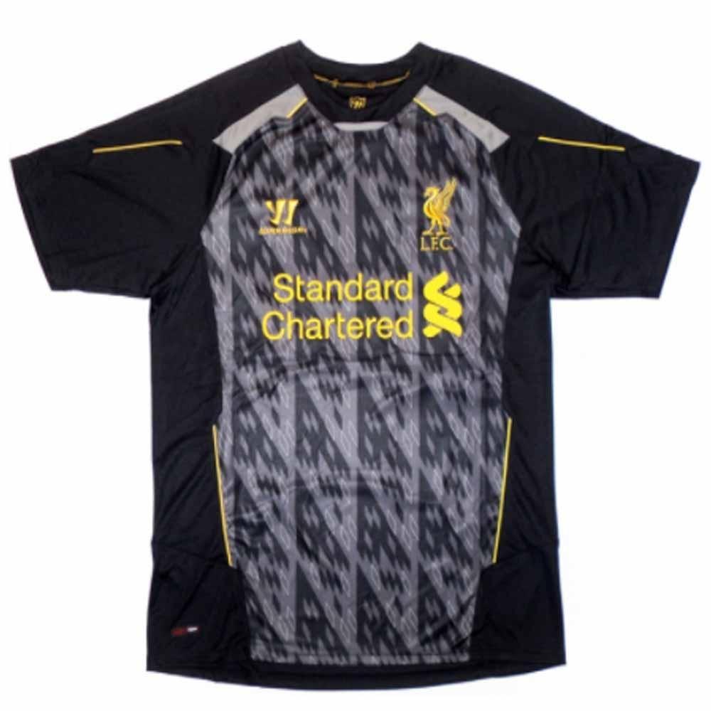 2013-14 Liverpool Warrior Training Shirt