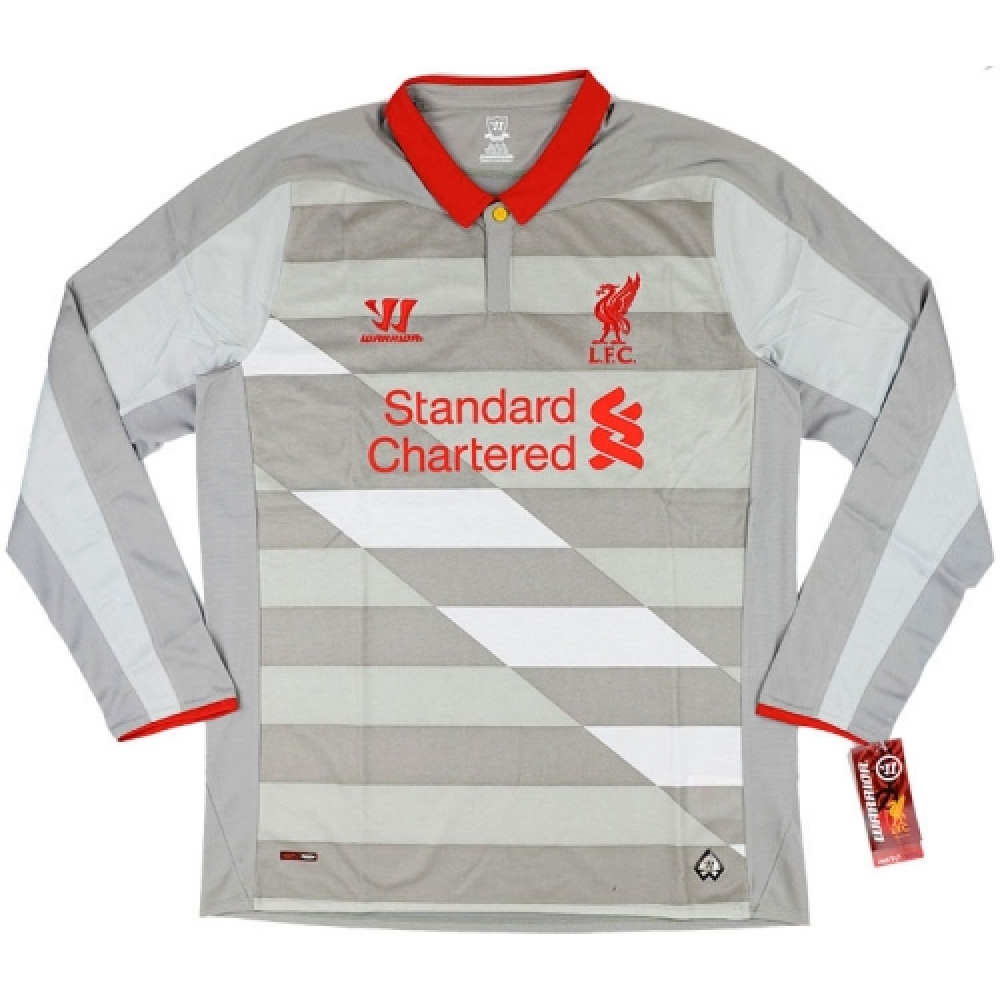 2014-15 Liverpool Warrior Third Goalkeeper Shirt