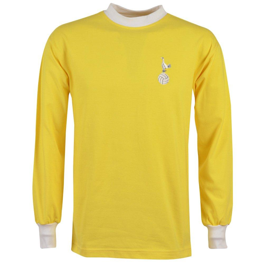 Tottenham Hotspur 1970 71 Away Retro Football Shirt Uksoccershop
