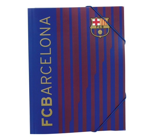 Image of Barcelona A4 Pp Binder With Flaps-511225164