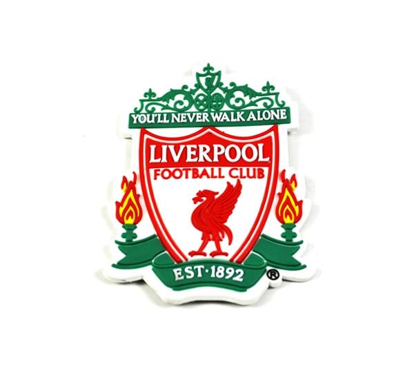 Liverpool 3d Crest Magnet - Best UK Prices